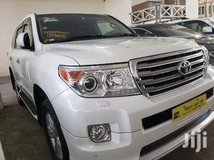 Toyota Land Cruiser Prado 2014 White   Cars for sale in Mvita, Majengo