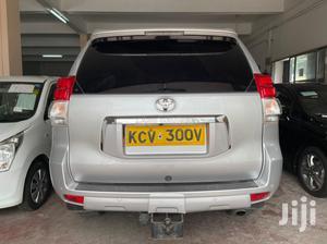 Toyota Land Cruiser Prado 2012 Silver | Cars for sale in Mombasa, Kisauni