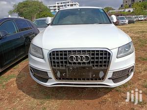 Audi Q5 2013 White | Cars for sale in Mombasa, Mvita