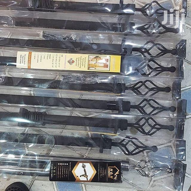 Aluminium Curtain Rod With Cheap Price | Home Accessories for sale in Nairobi Central, Nairobi, Kenya