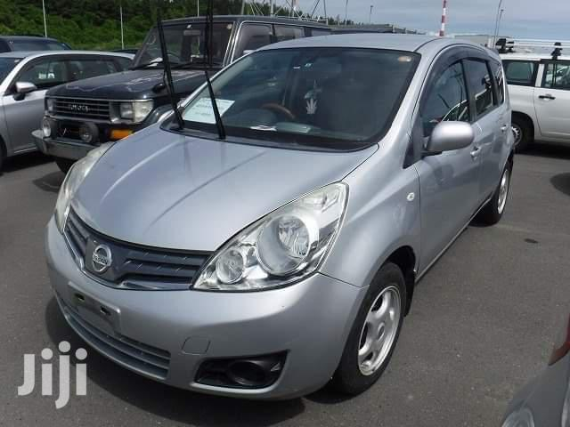 New Nissan Note 2012 1.4 Silver