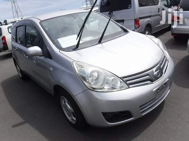 New Nissan Note 2012 1.4 Silver | Cars for sale in Mvita, Mombasa, Kenya