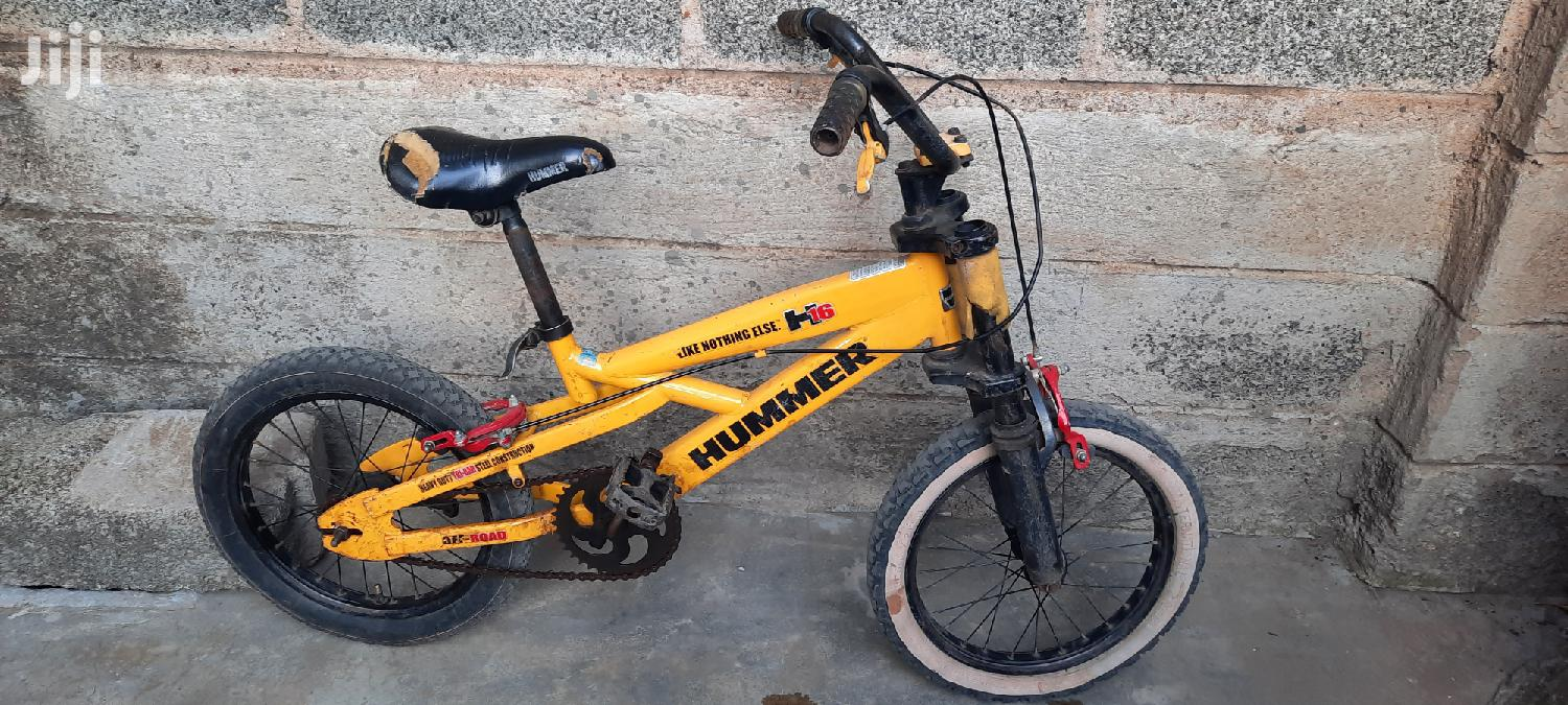 Archive: Original Hummer Bicycle - For 5years and Above