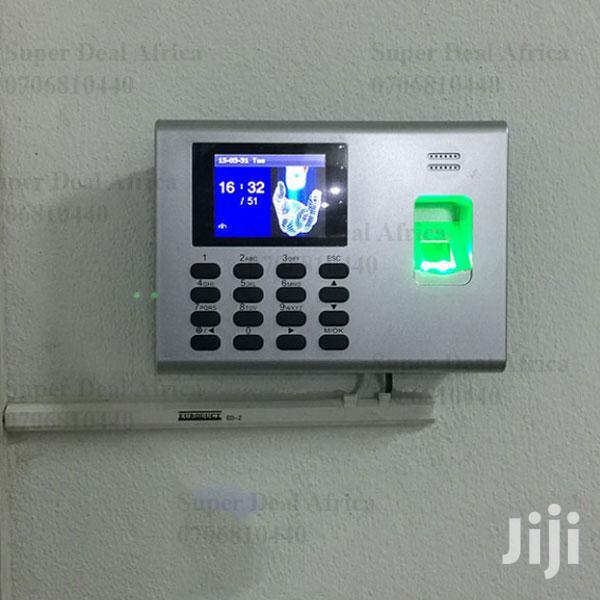 Zkteco Zk K40 Biometric Time Attendance Terminal