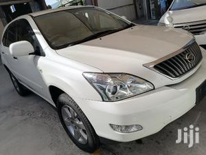 Toyota Harrier 2013 White | Cars for sale in Mombasa, Shimanzi