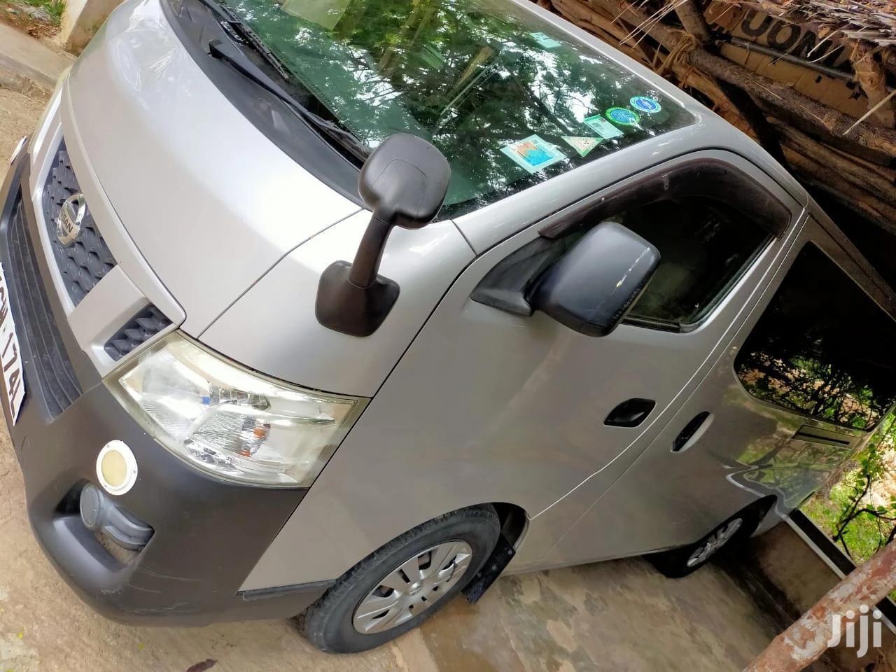 Nissan Commercial 2012 Gray | Buses & Microbuses for sale in Majengo, Mombasa, Kenya