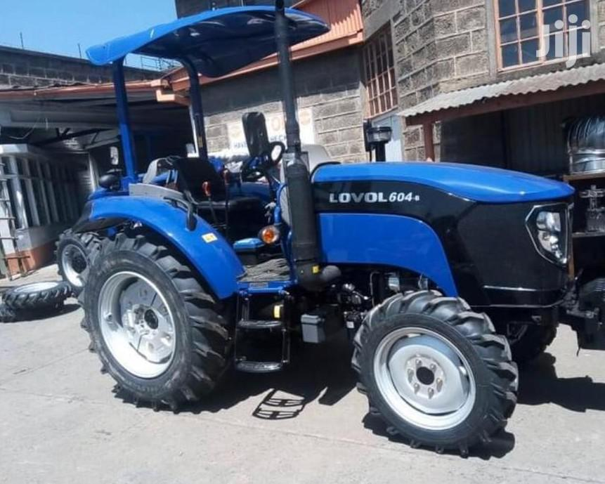 Brand New 35hp Tractor Lovol
