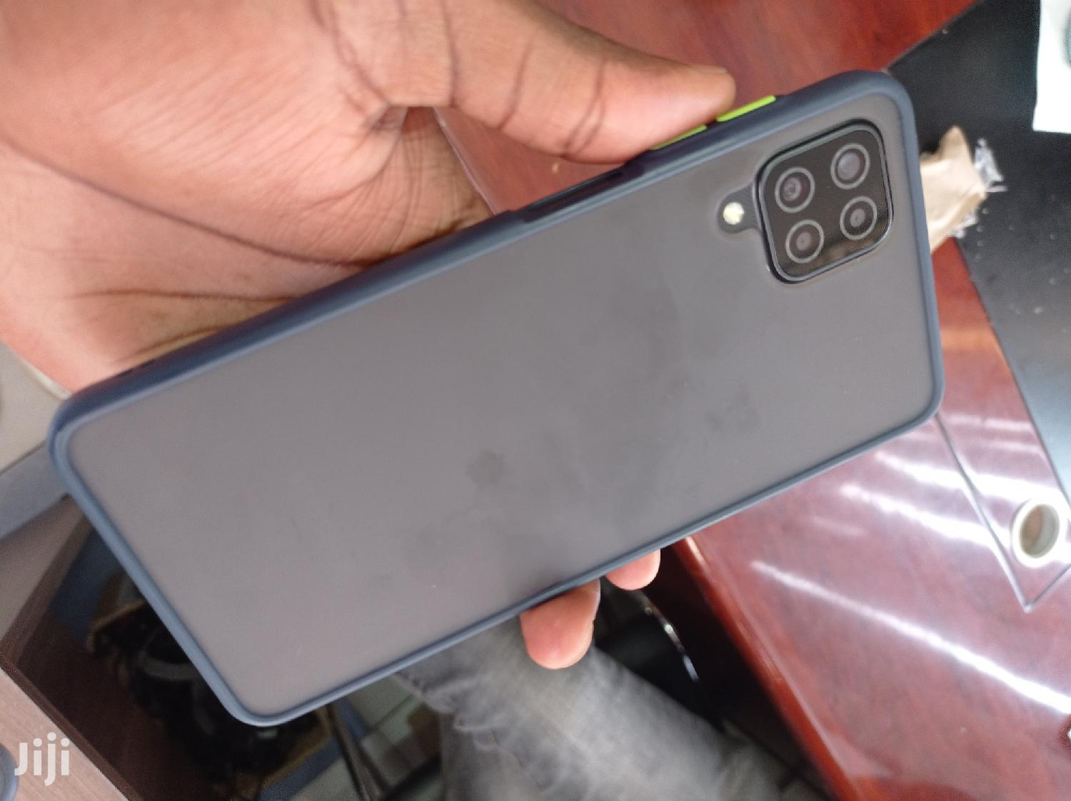 Samsung Galaxy A12 Cover Brand New and Sealed in a Shop