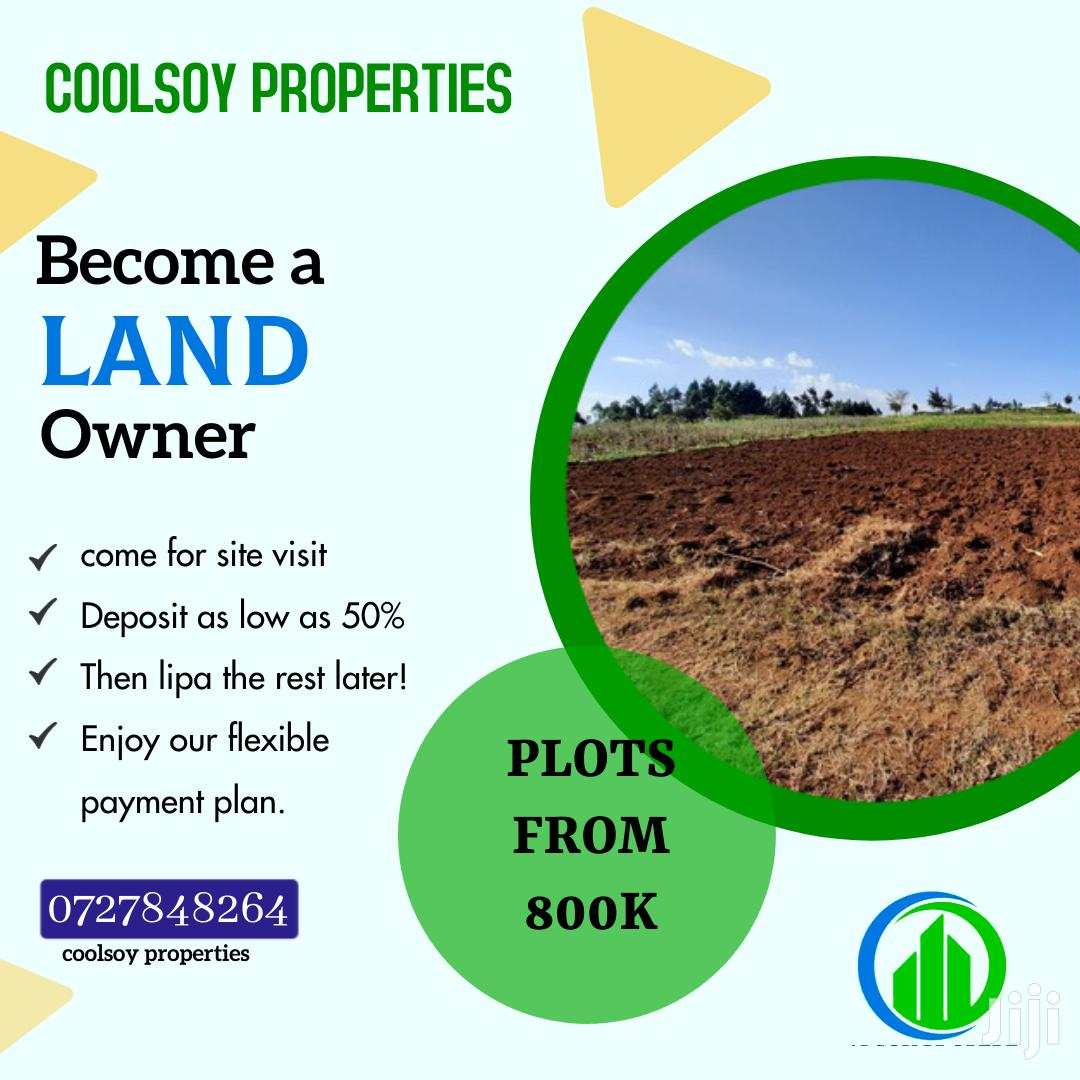 Plots Available From 800k