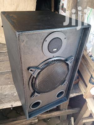 8 Inch Speaker Complete With Box   Audio & Music Equipment for sale in Kisii, Kisii CBD