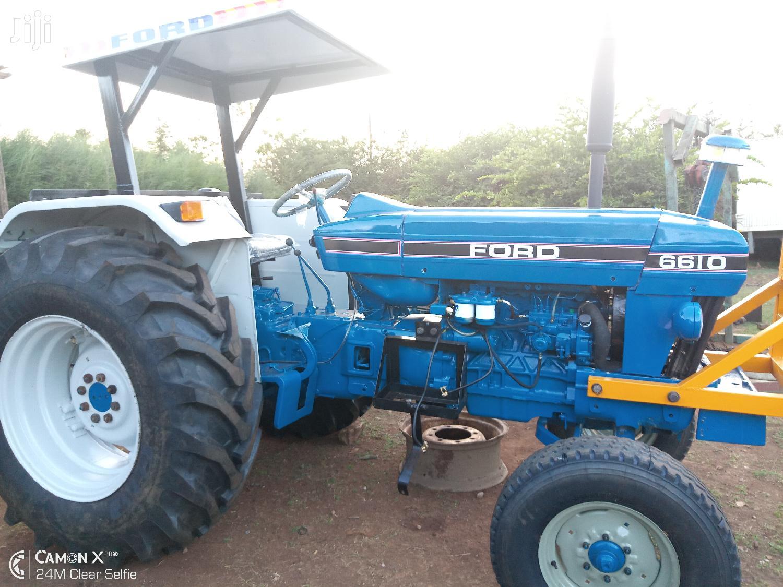 Tractor Ford 6610 | Heavy Equipment for sale in Eldoret CBD, Uasin Gishu, Kenya