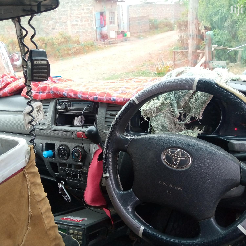 Toyota Hiace | Buses & Microbuses for sale in Naivasha, Nakuru, Kenya