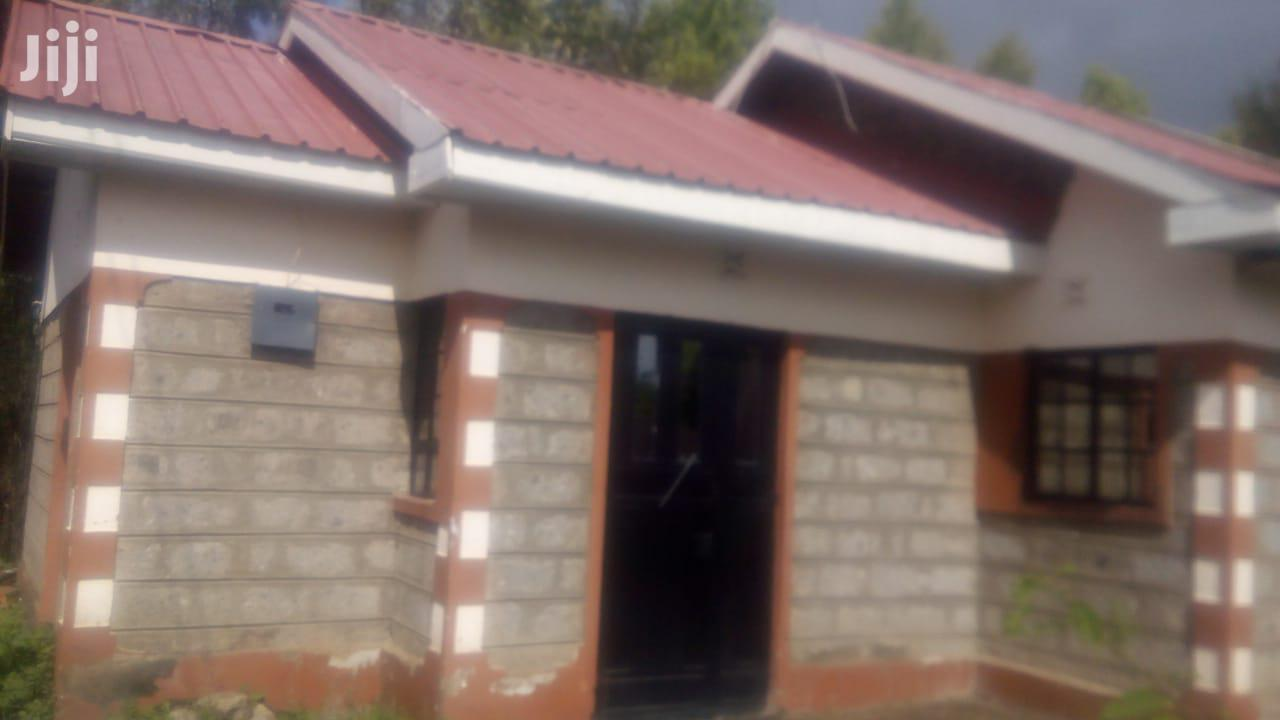Archive: 3 Bedroomed Bungalow for Sale