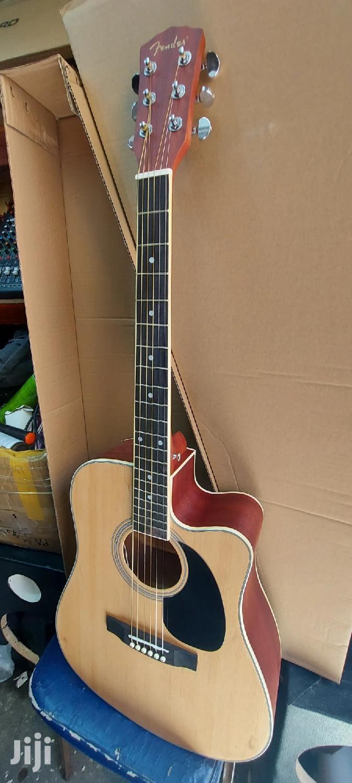 41 Inch Fender Semi Acoustic Guitar