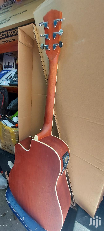 41 Inch Fender Semi Acoustic Guitar | Musical Instruments & Gear for sale in Nairobi Central, Nairobi, Kenya
