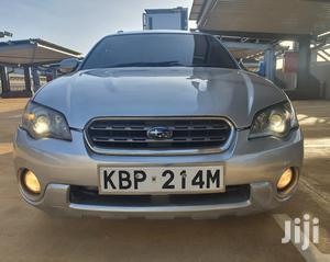 Subaru Outback 2004 Silver | Cars for sale in Kiambu, Rosslyn