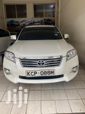 Toyota Vanguard 2011 White | Cars for sale in Mvita, Majengo