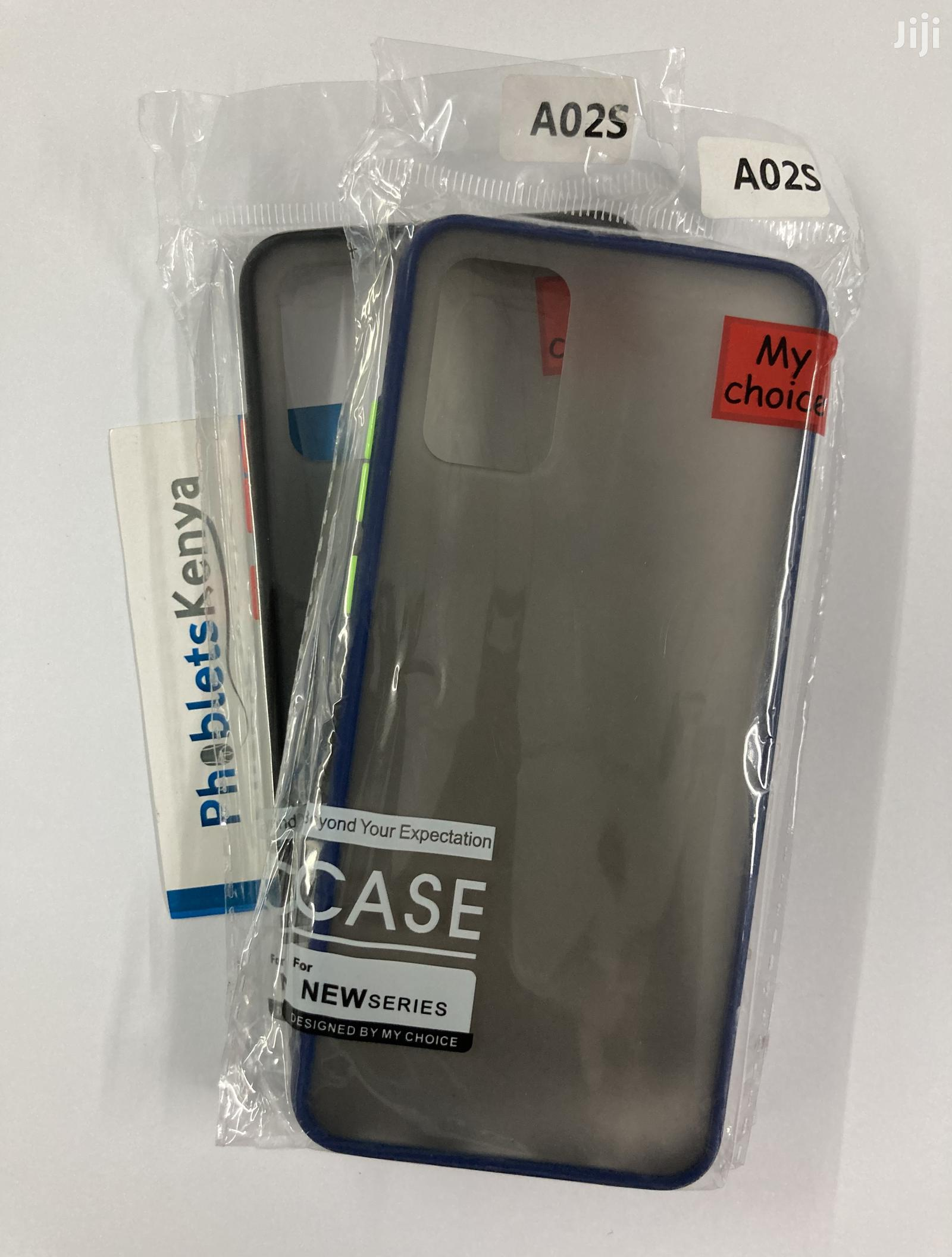 Galaxy A02s Mychoice Back Covers | Accessories for Mobile Phones & Tablets for sale in Nairobi Central, Nairobi, Kenya