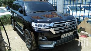 Toyota Land Cruiser 2009 Black   Cars for sale in Mombasa, Tudor