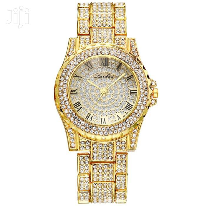 Luxury Diamond Iced Out Watch | Watches for sale in Nairobi Central, Nairobi, Kenya