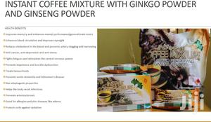 Instant Coffee With Ginkgo and Ginseng Powder   Vitamins & Supplements for sale in Nairobi, Nairobi Central