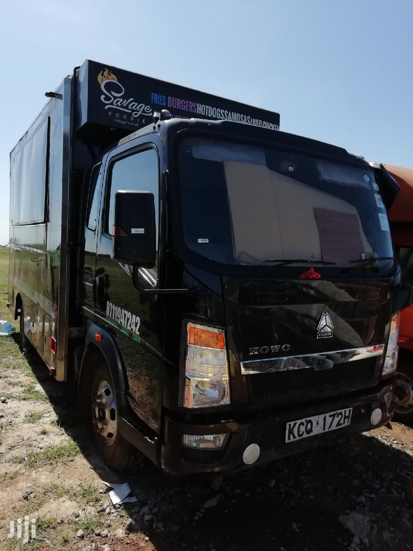 Archive Big Mobile Food Truck 2018 Black For Sale In Juja Trucks Trailers Fridah Kaaria Jiji Co Ke
