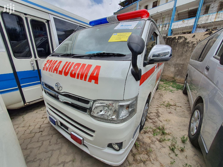 Toyota Hiace 7l 2013 | Buses & Microbuses for sale in Majengo, Mombasa, Kenya