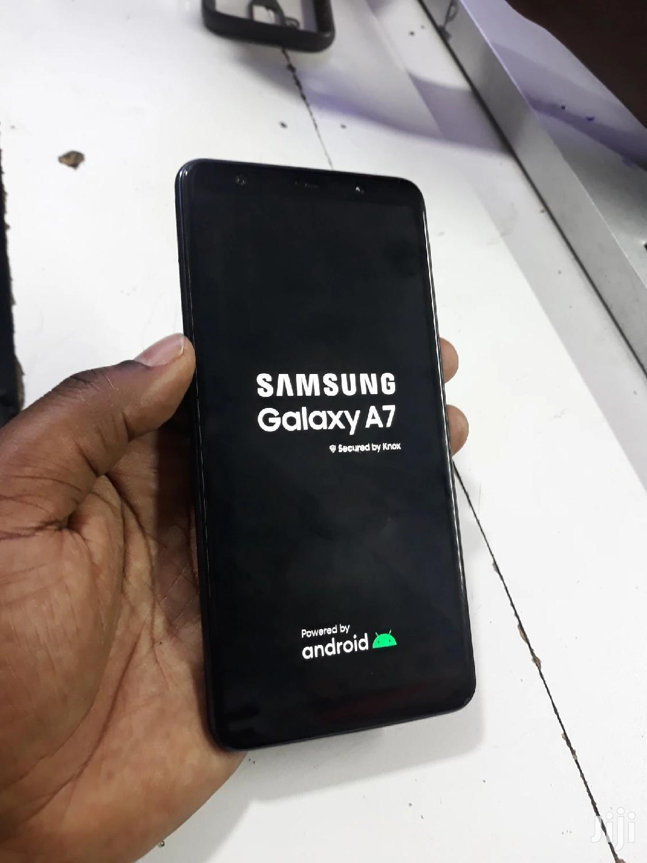 Samsung Galaxy A7 64 GB Black