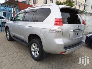 Toyota Land Cruiser Prado 2012 Silver | Cars for sale in Mombasa, Tudor