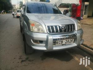Toyota Land Cruiser Prado 2009 Silver | Cars for sale in Mombasa, Changamwe