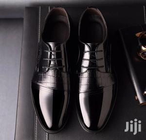 Business Luxury Oxford Men Breathable PU Leather Shoes | Shoes for sale in Nairobi, Kahawa West
