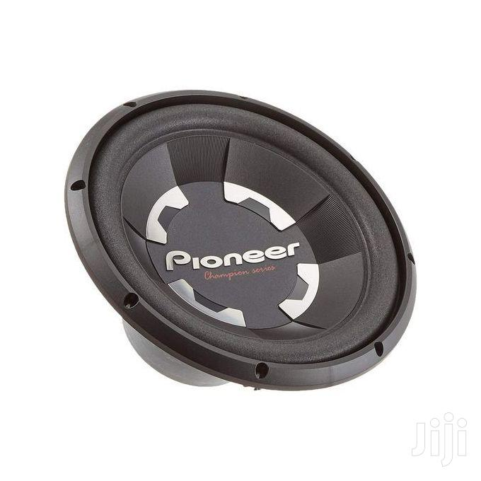 "Pioneer Car Subwoofer TS-300S4 12"" 1400 Watts Speaker"