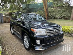 Toyota Land Cruiser 2012 4.6 V8 ZX Black   Cars for sale in Nairobi, Kilimani
