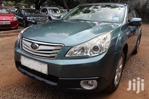 Subaru Outback 2011 2.5i Premium Green | Cars for sale in Nairobi, Kilimani