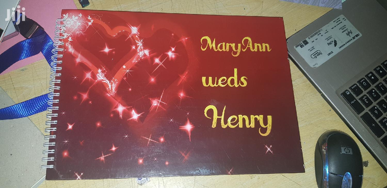 Wedding Photobooks Printing   Wedding Venues & Services for sale in Nairobi Central, Nairobi, Kenya