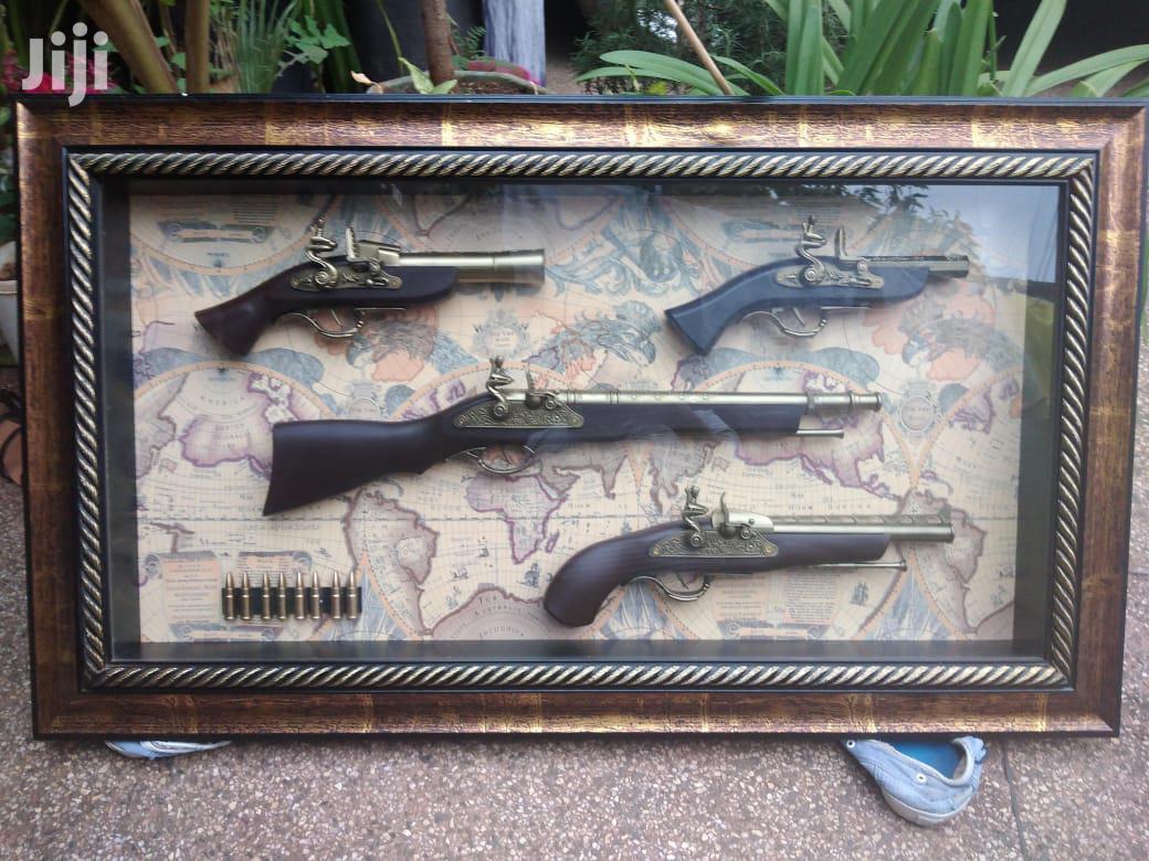 Antique World Map Frame | Arts & Crafts for sale in Kileleshwa, Nairobi, Kenya