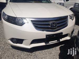 Honda Accord CrossTour 2013 White   Cars for sale in Mombasa, Tudor