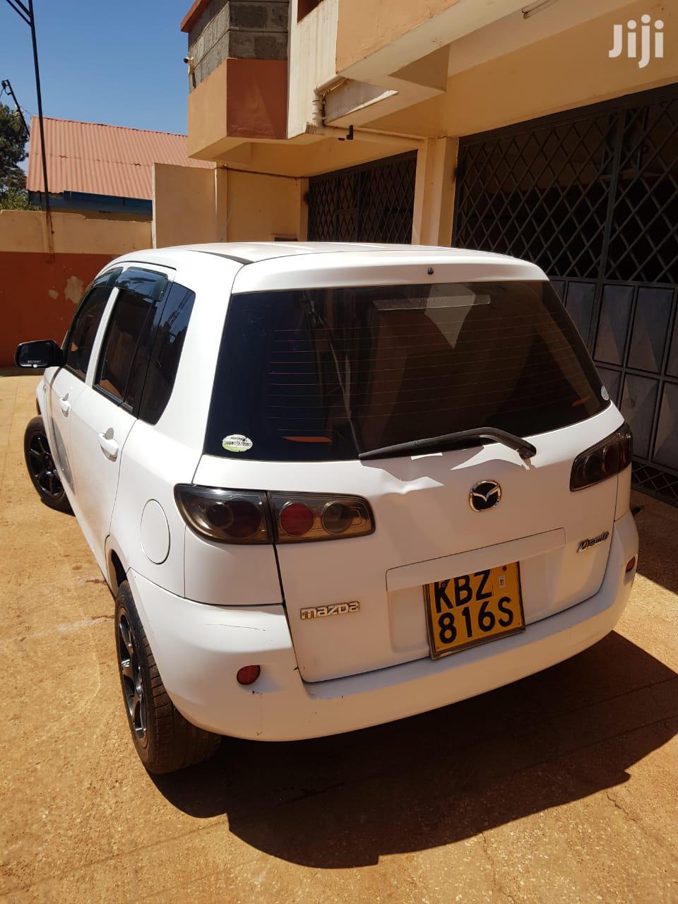 Archive: Mazda Demio 2008 White