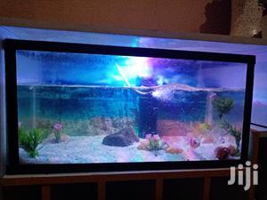TV Stand With Aquarium   Fish for sale in Kiambu, Juja