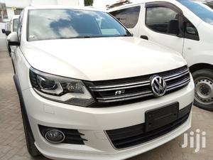 Volkswagen Tiguan 2014 White | Cars for sale in Mvita, Majengo