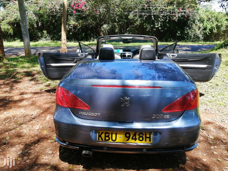 Peugeot 307 2005 CC Sport Gray   Cars for sale in Juja, Kiambu, Kenya