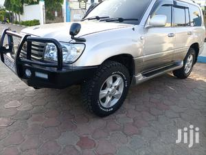 Toyota Land Cruiser Prado 2000 Silver | Cars for sale in Mombasa, Tudor