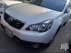 Subaru Outback 2011 White | Cars for sale in Mombasa, Tudor