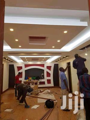 Gypsum Interior Decor | Building & Trades Services for sale in Kiambu, Juja