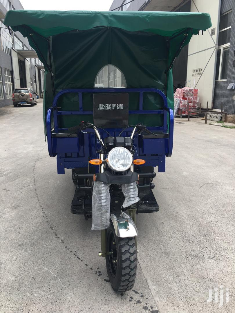 New Jincheng 2020 Blue | Motorcycles & Scooters for sale in Thika, Kiambu, Kenya