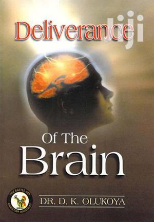 Deliverance of the Brain -Dr. D. K. Olukoya   Books & Games for sale in Kwale, Chengoni/Samburu