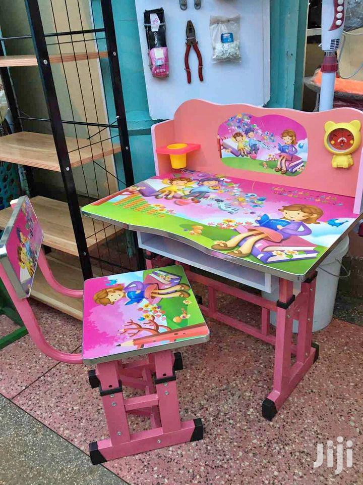 Kids Children Home Study Chair Table Storage Carto | Children's Furniture for sale in Langata, Nairobi, Kenya