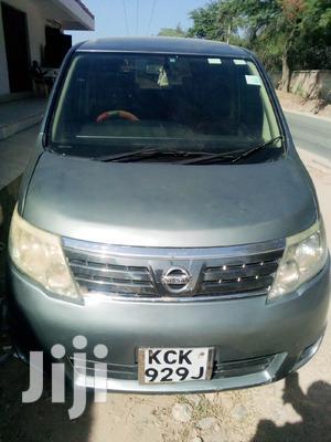 Nissan Serena 2009 Green | Cars for sale in Mombasa, Kisauni
