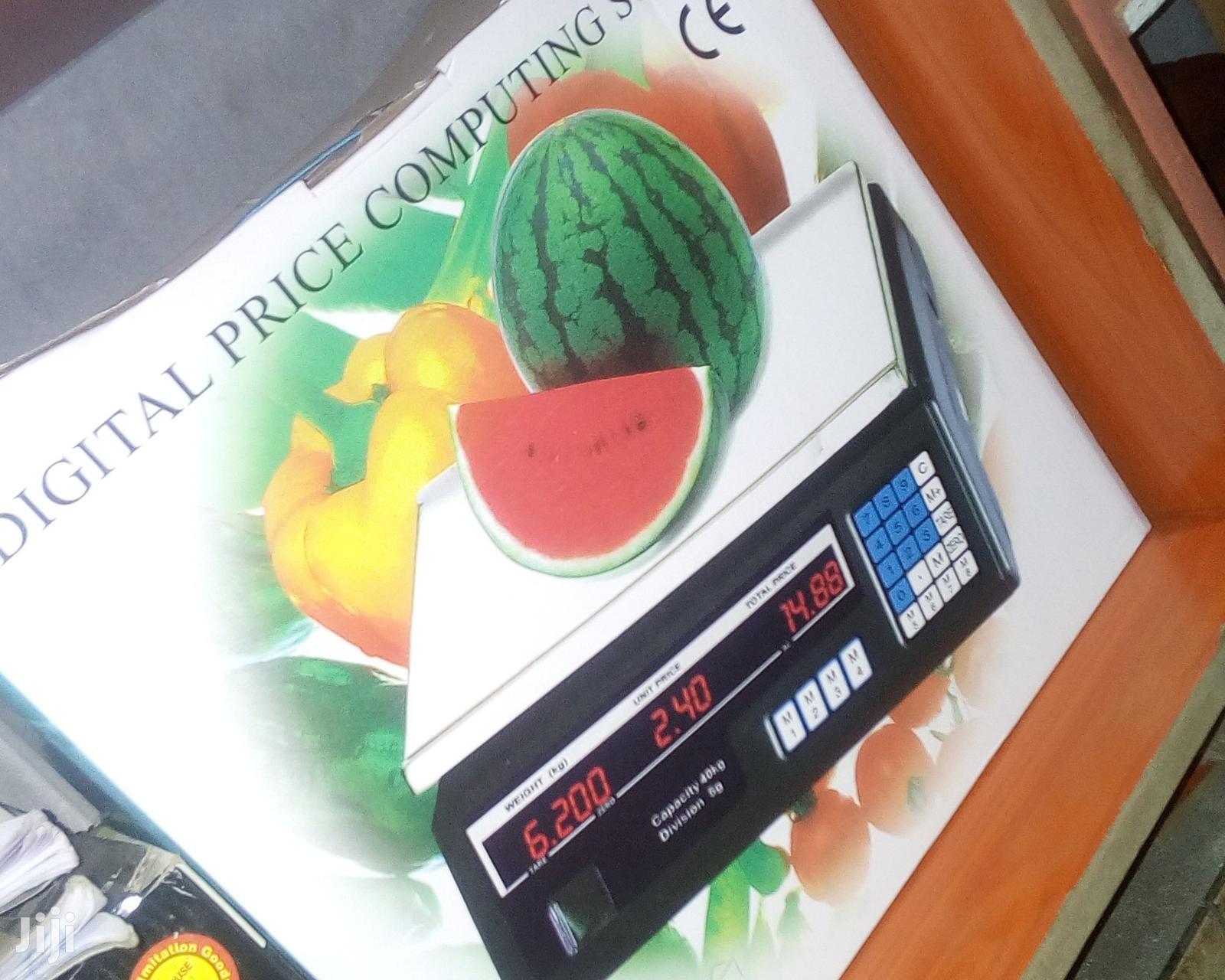 30kgs Digital Weighing Scale