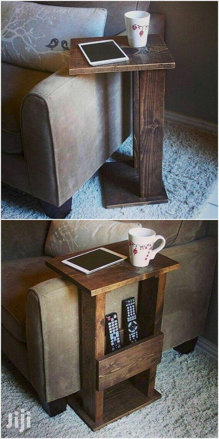 Sofa Chair Arm Rest Table Stand With Storage Pockets   Home Accessories for sale in Parklands/Highridge, Nairobi, Kenya